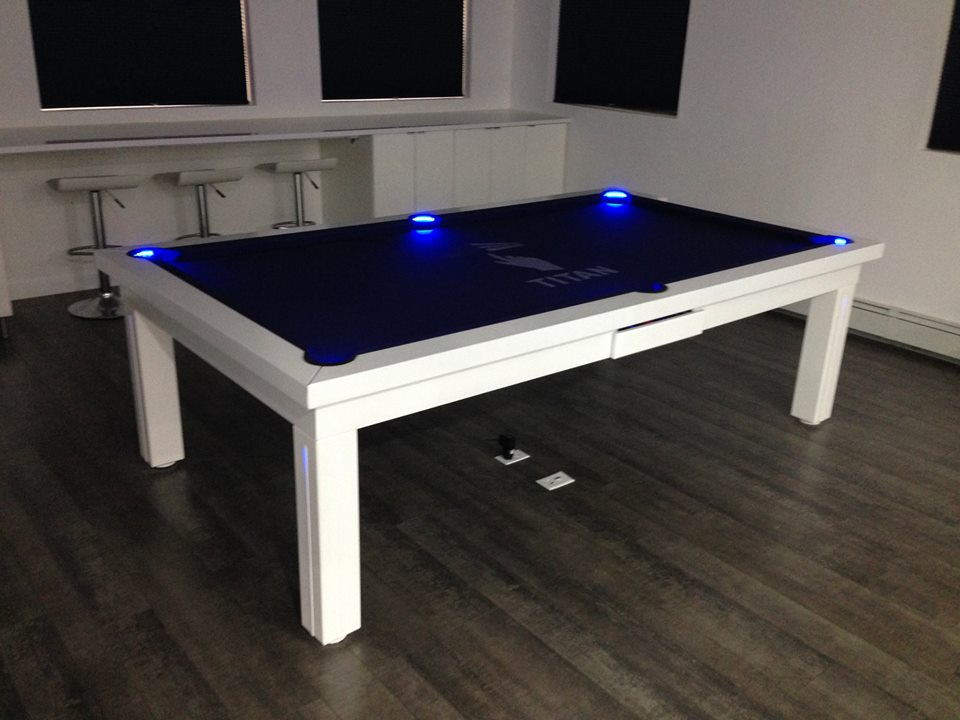 Cloud 9 8 Feet Pool Tables